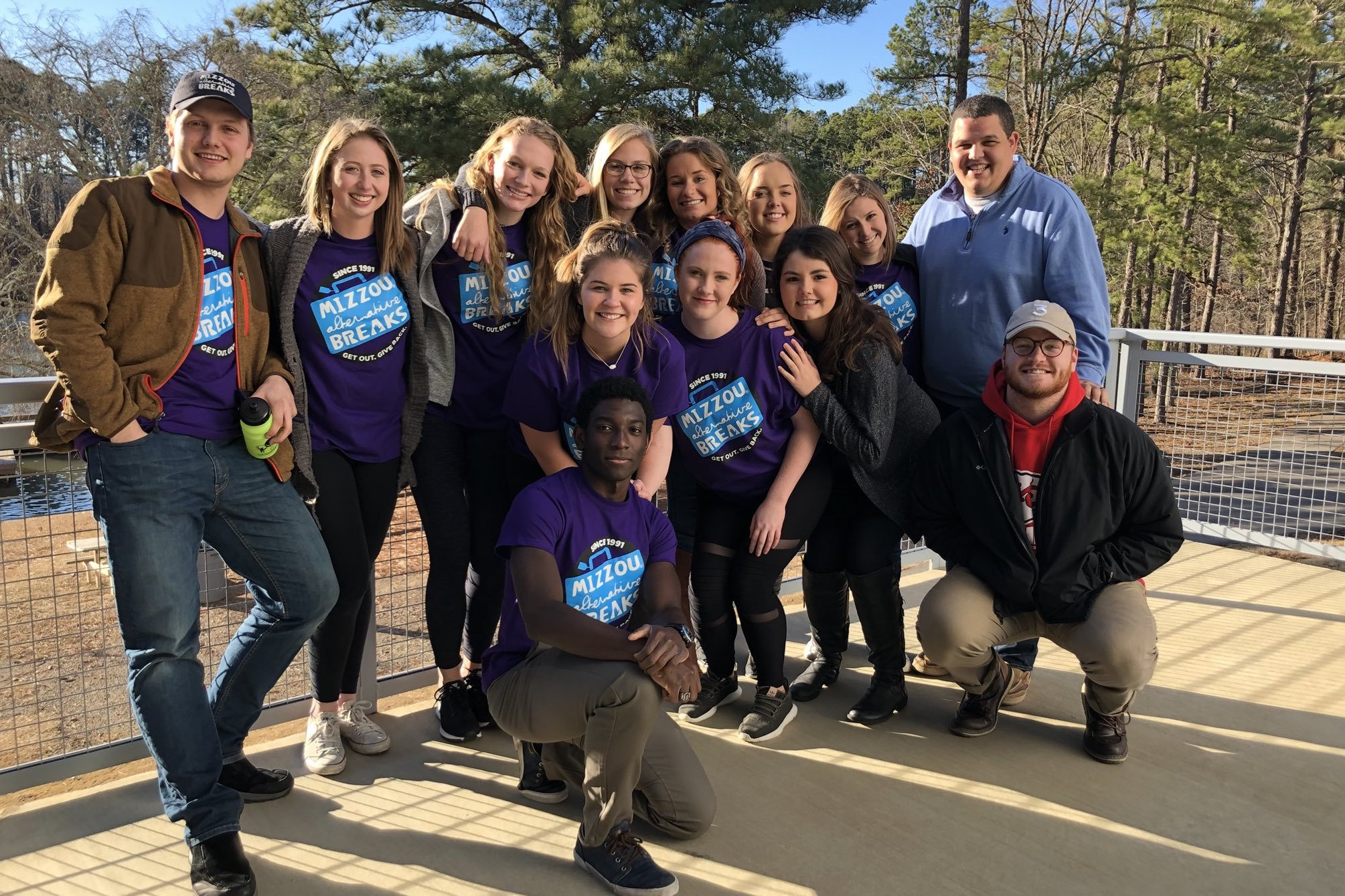 A health focused trip serving at Camp Aldersgate in Little Rock, Arkansas in January of 2018.